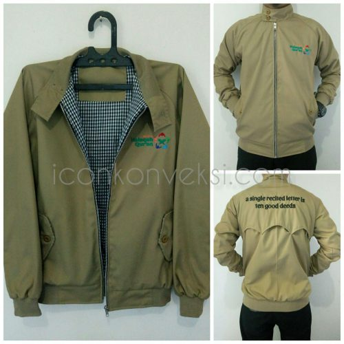 jaket harrington original