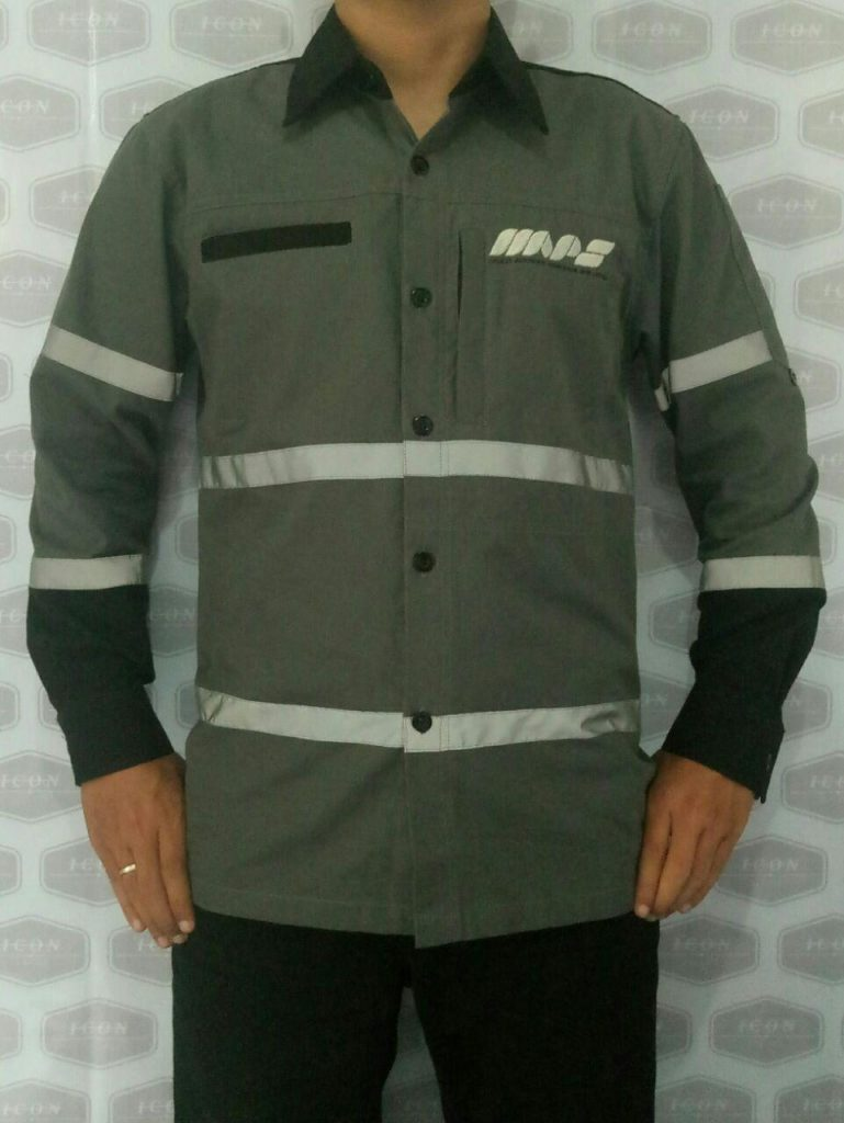 kemeja outdoor safety